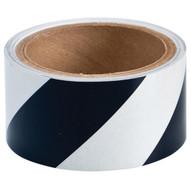Brady 76310 Reflective Stripes Checks & Color Tape - 2 W X 5 Yds. - Black And White-1