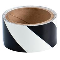 Brady 76430 Glow-in-the-dark Stripes & Solid Tape - 2 W X 5 Yds. - Black And Phosphorescent-1