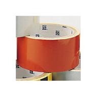 Brady 78990 Reflective Stripes Checks & Color Tape - 3 W X 5 Yds - Orange-1