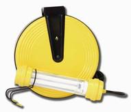 Bayco Sl-827 50' Osha Compliant Fluorescent Work Light On Reel-1