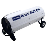 LB White Boss 400 DF 400000 Btuh Duel Fuel LPGNG Direct-Fired Portable Heater-1