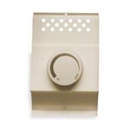 Cadet BTF2A Double Pole Thermostat Almond Mounts On CADET Baseboard Heater-1