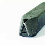 C.H. Hanson 22750B 1'' Premier Grade Steel Individual Letter B-1