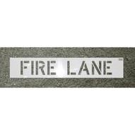 C.H. Hanson 70032 18x12 Character Fire Lane Sign-1
