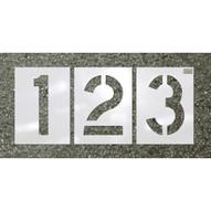 C.H. Hanson 70388 12x9 Highway Nbr Kit (18 pieces)-1