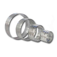 Pearson Industries 12412 12 Steel Duct Coupler-1