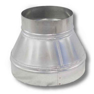 Pearson Industries PI-1-R 12 - 8 Concentric Steel Reducer-1
