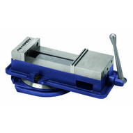 Palmgren 9626604 Precision Dual Force Milling Machine Vise Wswivel Base 6 In-1