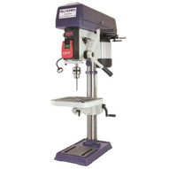 Palmgren 9680157 15 16- Speed Bench Step Pulley Drill Press-1