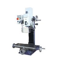 Palmgren 9680164 14 Gear Head Milling Machine Variable Speed 1.25hp 120v 1ph-1