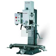 Palmgren 9680165 Milling Machine Variable Speed 3hp 230v 1ph-1