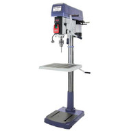 Palmgren 9680210 20 12- Speed Floor Step Pulley 3ph Drill Press-1