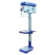 Palmgren 9680214 16 16-speed Step Pulley Drill Press Floor 115v-1