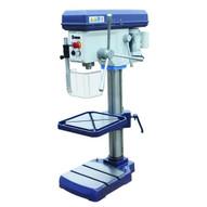 Palmgren 9680215 16 16-speed Step Pulley Drill Press Bench 115v-1