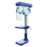 Palmgren 9680216 22 9-speed Step Pulley Drill Press Floor 230v 3ph-1