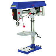 Palmgren 9680341 Radial Arm - 5 Speed Bench Step Pulley Drill Press-1
