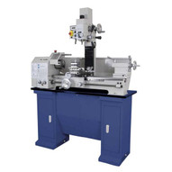 Palmgren 9684520 11x27 Bench Combination Engine Lathe & Vari Speed Mill Stand Not Included-1