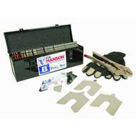 C.H. Hanson D-Mini D ( 5'' X 5'') Mini Shim Kit-1