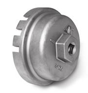 CTA Manufacturing CM2465 2465 4-1 Toyota Lexus Oil Filter Housing Cap Wrench-1
