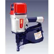 Max USA CN100 Superheavy-Duty Industrial Coil Nailer Drives 2 1 2 - 4 Wire Welded Coil Nails-1
