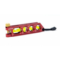 Checkpoint Professional 0305R Ultra Mini G4 Level Colors: Red-1
