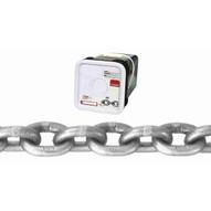 Campbell 0184416 14 Grade 43 High Test Chain Bright 100' Per Square Pail-1