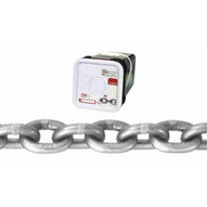 Campbell 0184636 38 Grade 43 High Test Chain Galvanized 40' Per Square Pail-1