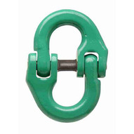 Campbell 5771615 1 Quik-alloy� Coupling Link Grade 80 Painted Red-1