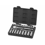 Gearwrench 80559 24 Pc. 38 Drive Metric Socket Set (standarddeep)-1