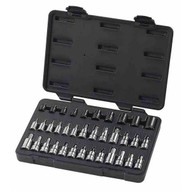 Gearwrench 80726 36 Pc. Master Torx� Set With Hex Bit Sockets-1