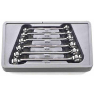 Gearwrench 81906 6 Pc. Flare Nut Wrench Set Metric-1