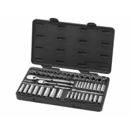 Gearwrench 83000 68 Pc. 14 And 38 Drive 6 And 12 Point Saemetric Mechanics Tool Set-1