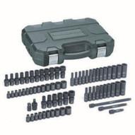 Gearwrench 84903 71 Pc. Impact Socket Set Saemetric 14 Drive-1