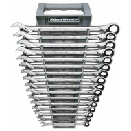 Gearwrench 85099 16 Pc. Xl Combination Ratcheting Wrench Set Metric-1