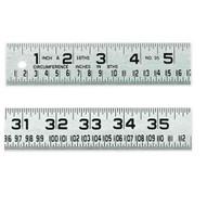 Lufkin 954FTN 1 14 X 4' Tinner's Steel Circumference Rule-1