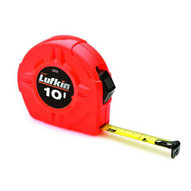 Lufkin L610 12� X 10' Hi-viz� Orange Power Return Value Tape (6 In A Box)-1