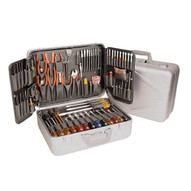 Xcelite TCA100ST 17 58 x 12 58 x 7 78 Aluminum Attache Tool Case - with Tools-1