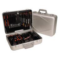 Xcelite TCA150ST 17 58 x12 58 x 5 34 Aluminum Attache Tool Case - with Tools-1