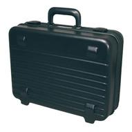 Xcelite TCMB100MT 17 3 4 x 12 5 8 x 5 3 4 Black Polyethylene Attache Tool Case-No Tools-1