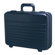 Xcelite TCMB150MT 17 3 4 x 12 5 8 x 4 3 4 Black Polyethylene Attache Tool Case-No Tools-1