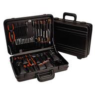 Xcelite TCMB150ST 17 34 x 12 58 x 4 34 Black Polyethylene Attache Tool Case - Tools-1