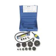 Current Tools 154 12 - 4 Standard Hydraulic Knockout Set-1
