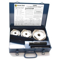 Current Tools 166SS 2-12 3 and 4 Knockout Punch and Die Set for Stainless Steel (3-12 Punch and Die - Optional)-1