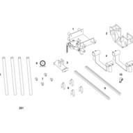 Current Tools 281-3 Ram Positioning Unit-1