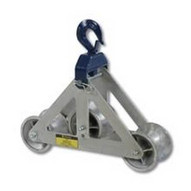 Current Tools 333 Triangle Sheave - Adjustable 19 1 2 Or 36 Radius-1
