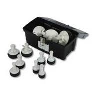 Current Tools 460 2 - 4 Plug Kit - 2 Plugs For 2 2 1 2 3 3 1 2 & 4-1