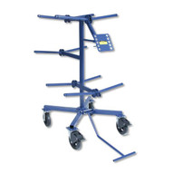 Current Tools 503 10 Reel Wire Tree With Casters-1