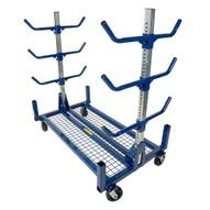 Current Tools 505MAA Adjustable Conduit / Pipe Mesh Rack 00