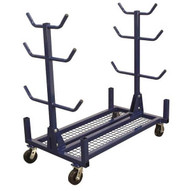 Current Tools 505M ConduitPipe Rack With Casters & Mesh Base (Made In USA)-1