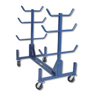 Current Tools 505 Conduit pipe Rack With Casters-1